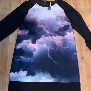 Kensie lightning dress